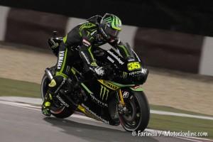 MotoGP Qatar, Prove Libere 4: Crutchlow è il migliore davanti a Marquez, Lorenzo e Rossi
