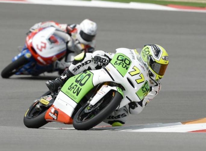 Moto3 Austin Gara: Giornata da dimenticare per il team Gresini