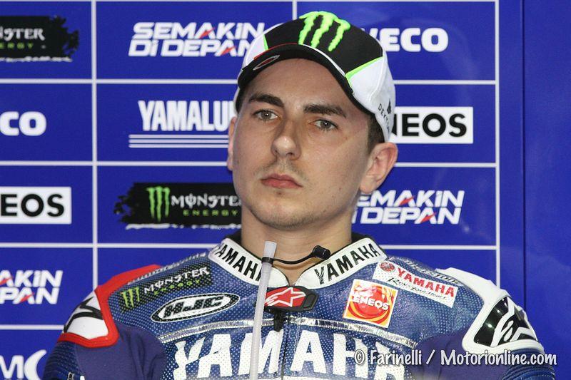 """MotoGP Qatar, Prove Libere 1: Jorge Lorenzo """"Ottimo iniziare la stagione così con 3 Yamaha davanti a tutti"""""""