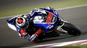 MotoGP Qatar, Prove Libere 1: Lorenzo davanti a Crutchlow e Rossi, dominio Yamaha