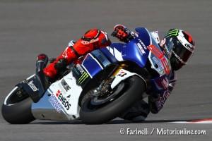 """MotoGP Austin Qualifiche, Jorge Lorenzo """"I nostri avversari sono più forti qui, vedremo domani in gara cosa possiamo fare"""""""