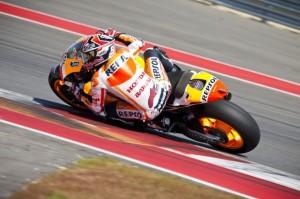 MotoGP Austin, Prove Libere 1: Marquez davanti a Lorenzo, Rossi è sesto