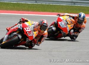 """MotoGP Austin Gara, Marc Marquez """"Senza il duro lavoro del team la vittoria non sarebbe stata possibile"""""""