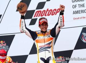 MotoGP: Marquez batte Spencer, Rossi unico italiano tra i primi dieci