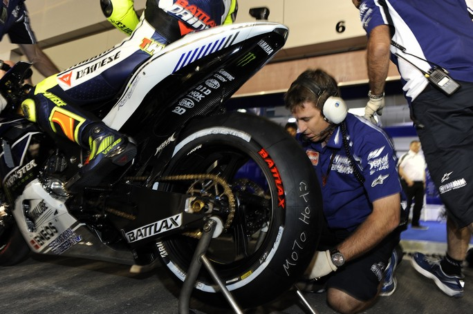 MotoGP: La Bridgestone pronta per l'esordio ad Austin