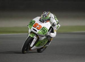"""Moto3 Qatar, Gara: Niccolò Antonelli """"Sono deluso e amareggiato"""""""