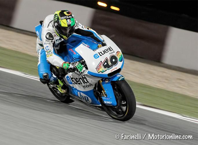 """Moto2 Qatar, Gara: Pol Espargarò """"Cominciare la stagione con una vittoria era il mio sogno"""""""
