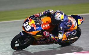 Moto3 Qatar, Prove Libere 3: Salom al comando, risale Fenati, cade Antonelli