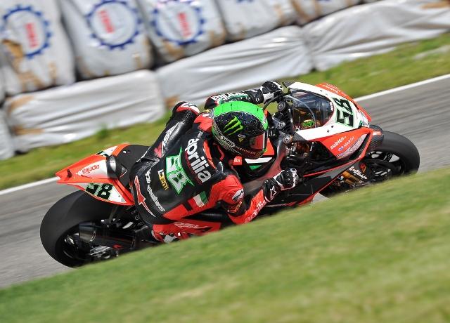 Superbike Monza: Eugene Laverty torna sul gradino più alto del podio di Monza