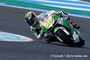 """MotoGP Jerez, Prove Libere: Alvaro Bautista """"Sono fiducioso di poter migliorare"""""""