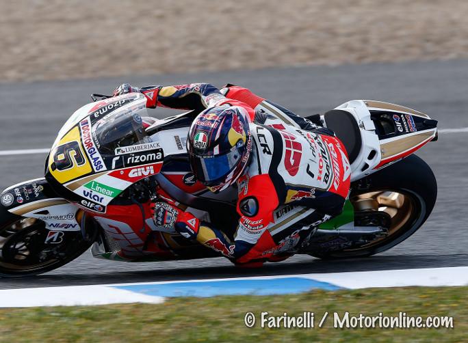 """MotoGP Jerez Test, Stefan Bradl: """"Ho lavorato sulla messa a punto, non sul giro veloce"""""""