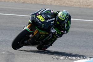 MotoGP Jerez, Prove Libere 3: Crutchlow chiude davanti a Pedrosa, Lorenzo e Rossi