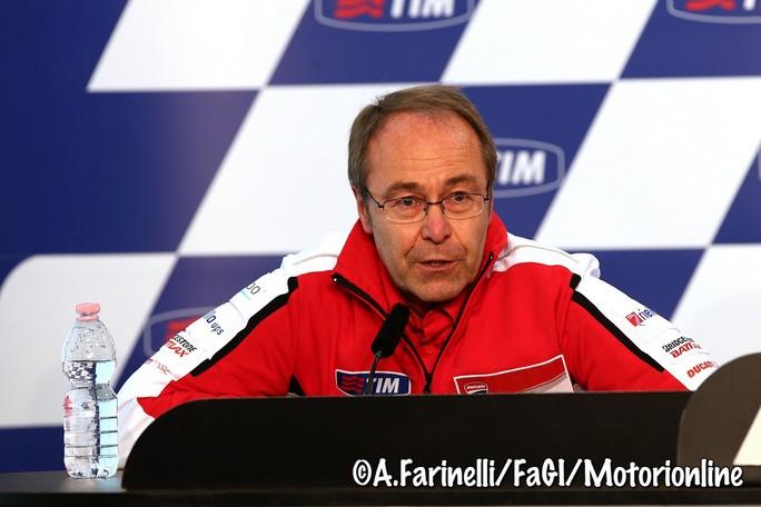 """MotoGP: Bernhard Gobmeier """"Non abbiamo intenzione di anticipare il debutto della nuova moto"""""""
