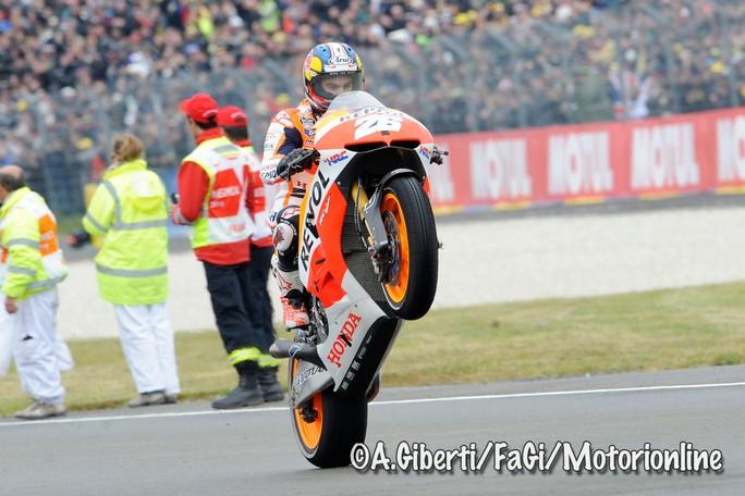 """MotoGP Le Mans, Gara: Dani Pedrosa """"Finalmente è arrivata la vittoria"""""""