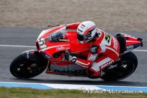 """MotoGP Jerez, Prove Libere: Michele Pirro """"E' stata una giornata positiva, sono tornato a fare il pilota!"""""""