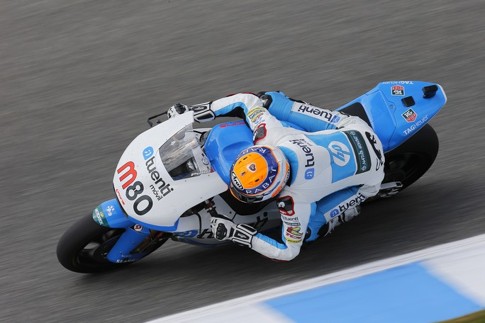 Moto2 Jerez, Prove Libere 3: Rabat davanti ad Espargarò e Terol