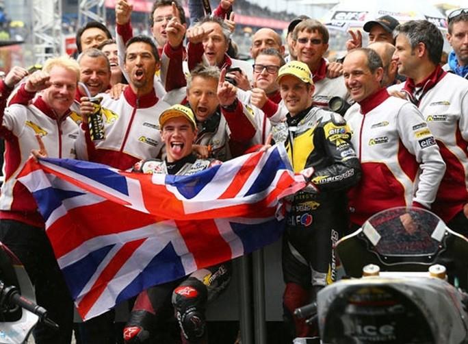 Moto2: Scott Redding parla della vittoria del GP di Francia