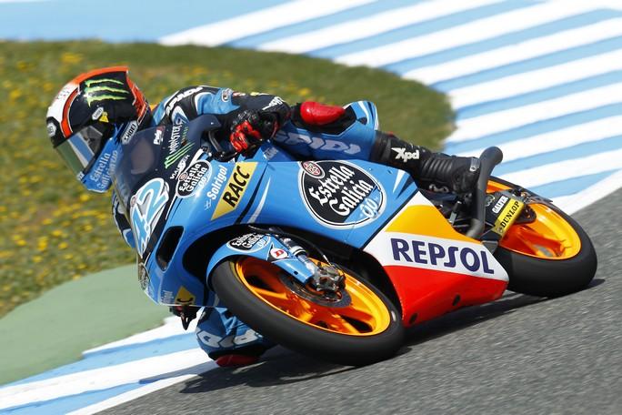Moto3 Jerez, Prove Libere 3: Rins davanti a Folger e Miller