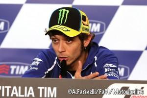 """MotoGP: Valentino Rossi """"Qui al Mugello gara speciale, la più bella quella del 2006"""""""