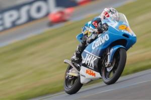 Moto3 Le Mans, Qualifiche: Prima pole position dell'anno per Maverick Vinales