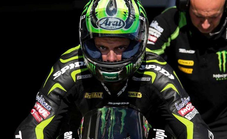 MotoGP: Crutchlow verso il rinnovo con il Tech 3