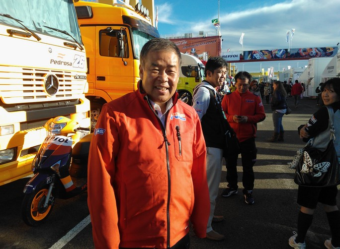 "MotoGP: Shuhei Nakamoto ""La Honda clienti a Motegi va davvero bene, anche meglio di quanto pensavo"""