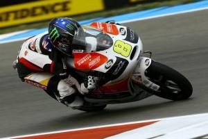 Moto3 Assen, Warm Up: Jack Miller è il più veloce, bene Antonelli
