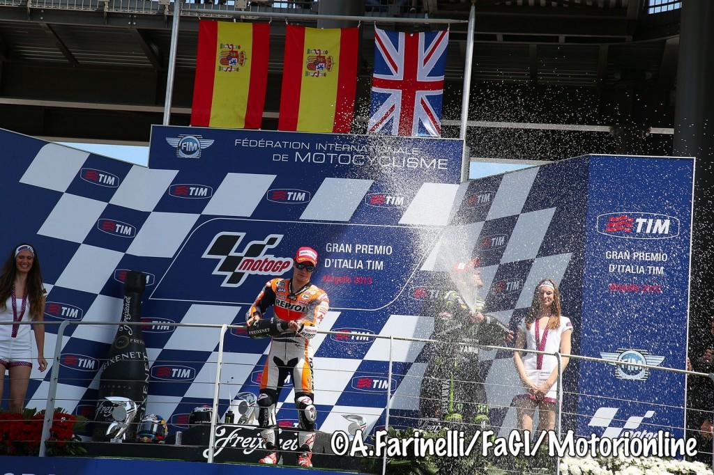 MotoGP: Al Mugello l'Italia ammaina bandiera. Dopo 19 anni, nessun dei nostri sale sul podio