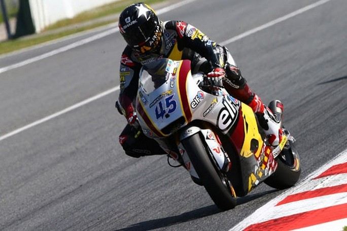 Moto2 Barcellona, Warm Up: Redding davanti a Rabat ed Espargarò