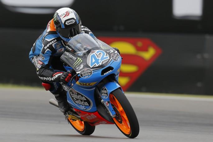 Moto3 Assen, Prove Libere 3: Tante le cadute, il più veloce è Alex Rins