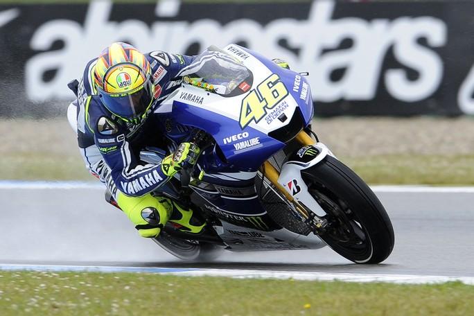 "MotoGP Assen, Prove Libere, Valentino Rossi ""Oggi è andata bene, mi dispiace per Lorenzo"""