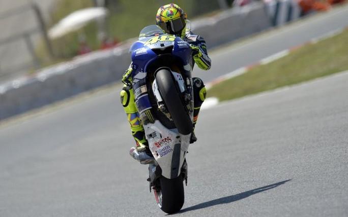 """MotoGP Barcellona, Prove Libere: Valentino Rossi """"Essere primi ha un altro sapore"""""""