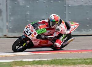 Campionato Italiano PreGP: Prima vittoria della SIC58 Squadra Corse