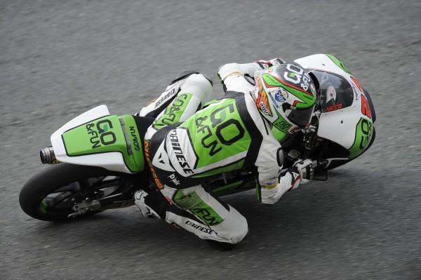 """Moto3 Sachsenring, Qualifiche: Niccolò Antonelli """"Oggi ho ritrovato me stesso, sono ampiamente soddisfatto"""""""