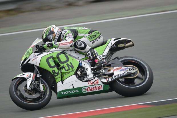 """MotoGP Sachsenring, Qualifiche: Alvaro Bautista """"Ho rallentato per prendere una scia e così si sono raffreddate le gomme"""""""