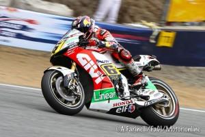 """MotoGP Laguna Seca: Stefan Bradl """"Presa la giusta direzione, ma dobbiamo migliorare in frenata"""""""