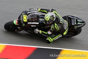 """MotoGP Sachsenring, Qualifiche: Cal Crutchlow """"Dopo i due voli di ieri non mi aspettavo di chiudere in prima fila oggi"""""""