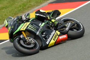 "MotoGP Sachsenring: Cal Crutchlow ""Podio ottimo, ma speravo nella vittoria"""