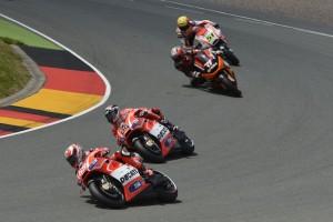 """MotoGP Sachsenring: Nicky Hayden """"Non è stata esattamente la gara che mi aspettavo"""""""