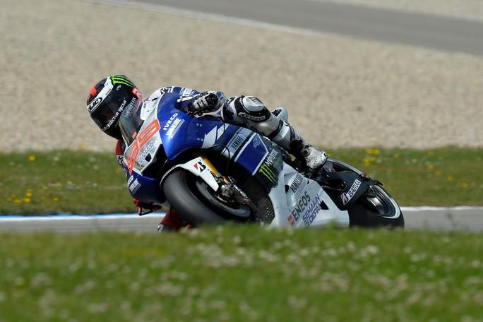 MotoGP Sachsenring, Prove Libere 1: Lorenzo davanti a Pedrosa e Rossi