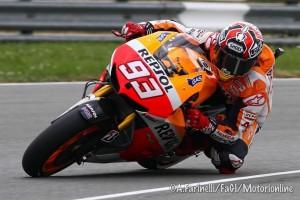 MotoGP Sachsenring, Qualifiche 2: Pole Position per Marc Marquez