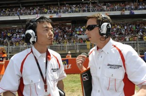 "MotoGP: Sachsenring, una ""tappa"" dura per la Bridgestone"