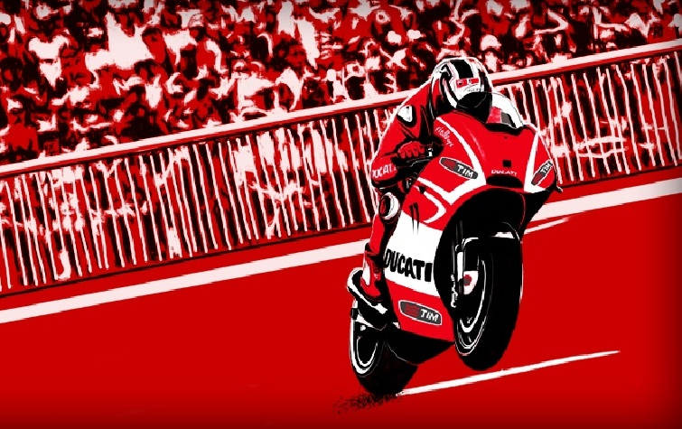 MotoGP: Tribuna Ducati a Brno e Misano 2013