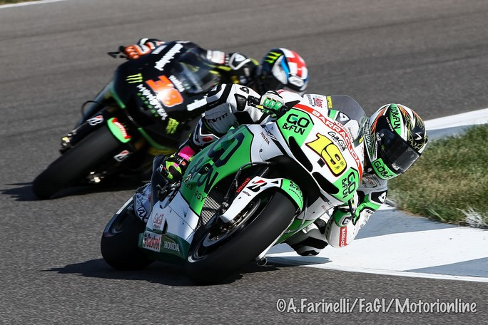 "MotoGP Indianapolis: Alvaro Bautista ""Credo di aver disputato una gran gara"""