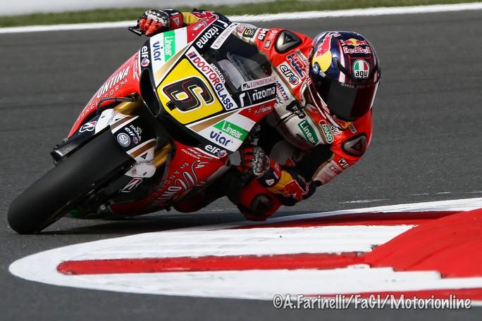 """MotoGP Silverstone: Stefan Bradl """"Non è il miglior modo di iniziare il weekend"""""""