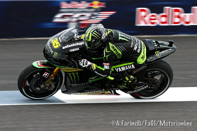 """MotoGP Indianapolis: Cal Crutchlow """"Deluso per aver perso la prima fila, ma sono pronto per la gara"""""""