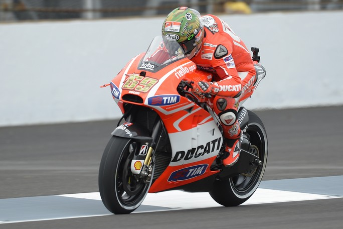"MotoGP Indianapolis: Nicky Hayden ""Dobbiamo continuare a lavorare con impegno"""
