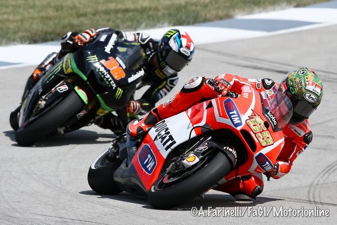"""MotoGP Indianapolis: Nicky Hayden """"In gara non abbiamo ottenuto il risultato che ci aspettavamo"""""""