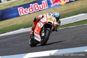 """MotoGP Indianapolis: Andrea Iannone """"Alla fine sono contento perché sono riuscito a fare tutta la gara"""""""