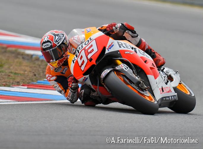 """MotoGP Brno Marc Marquez: """"Questi 25 punti sembrano diversi!"""""""